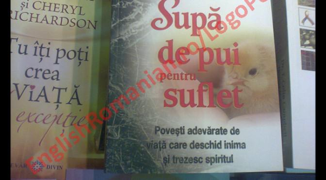 Supă de pui pentru suflet la Târgul Gaudeamus 2012